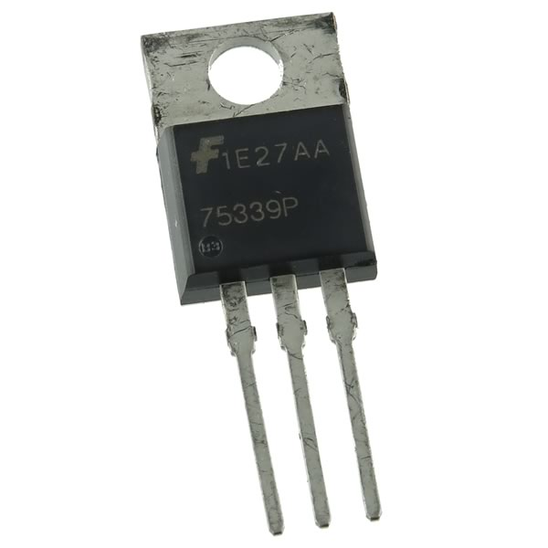Fairchild HUF75339P3 55V 75Amp UltraFET® N-Channel Mosfet