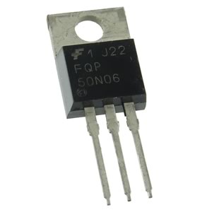 Fairchild FQP50N06 60V 50Amp N-Channel Mosfet