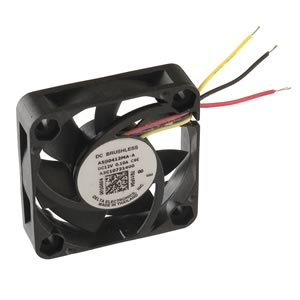 Delta Miniature 40mm DC Brushless 12V Fan ASB0412MA-A