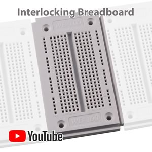 WB-100 270 Contact Breadboard