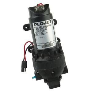 Flojet 12VDC 8Amp Automatic Demand 3000 Series Diaphragm Pump Model: 03501-503