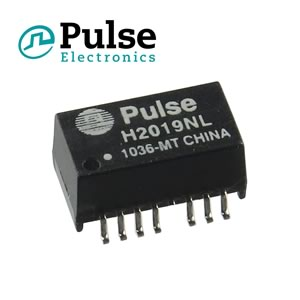 Pulse H2019NL SMD LAN Transformer