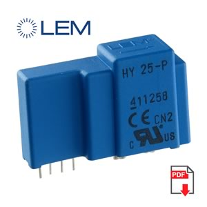 LEM HY-25-P Current Transducer