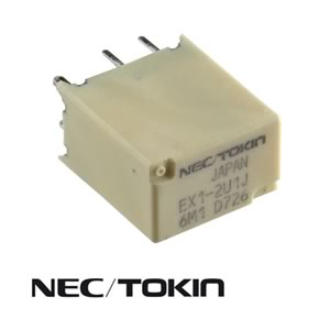 NEC/Tokin EX1-2U1 12VDC Automotive Relay