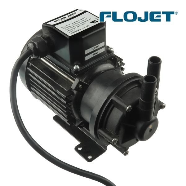Flojet GP25/5 Magnetic Drive Sealless Centrifugal Pump 110VAC