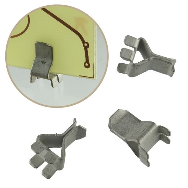 (Pkg 8) Super Strong Metal Clamps for 0.059