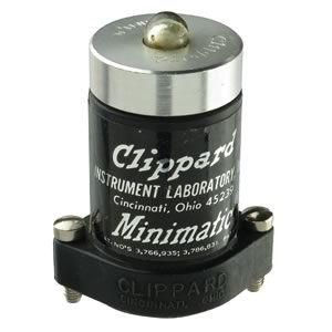 Clippard R301 3-Way Spring Return Fully - Ported Piloted Valve