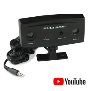 Fultron Sensitive Ultrasonic Car Alarm Unit