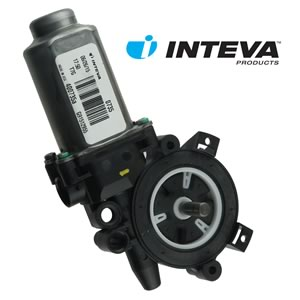 Inteva Heavy Duty Window Regulator T7G Right Angle 12VDC Gearhead Motor