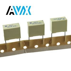 (Pkg 10) AVX TPC Series 0.068uf 630VAC MKT Metalized Poly