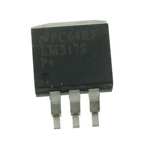National LM317S - SMD 1.2V to 37V Positive IC Regulator
