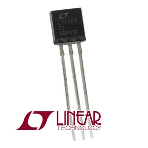 Linear Technology LT1029CZ 5V Bandgap Reference 0.2% Tolerance