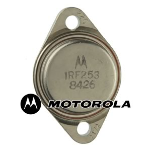 Motorola IRF253 N-Channel TO-3 Metal Case 150Watt Mosfet