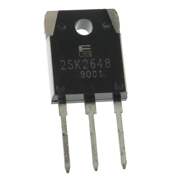 Fuji Power Mosfet 2SK2648-01 N-Channel 800V 9Amp