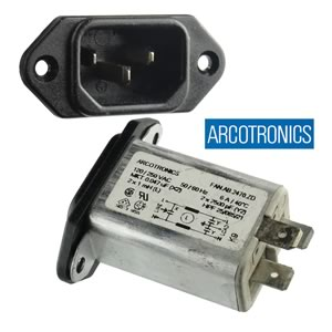 Arcotronics Power Entry Module