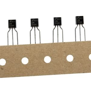 (Pkg 25) Fairchild 2N5400 PNP TO-92 Transistor