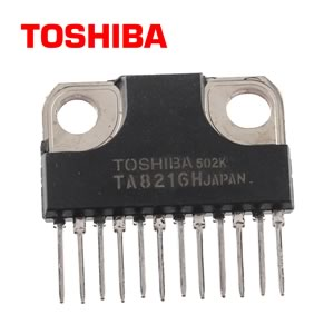 SALE! Toshiba TA 8216H Dual Power Amplifier 13Watts/Channel