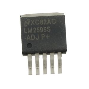 National LM2595S-ADJ 1.2V to 37V TO-263 SMD Simple Switcher®