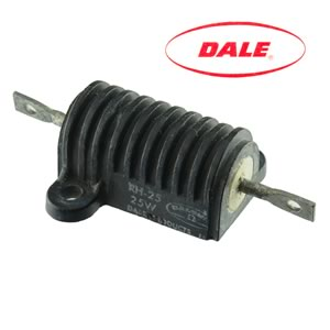 Dale RH-25 40 Ohm 1% 25Watt Wirewound Power Resistor