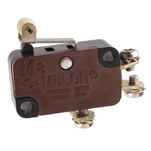 Mulon M8LP-10DS5 Roller Lever Action Switch