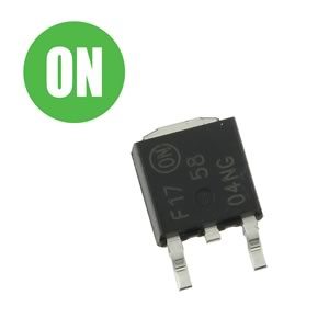 ON Semiconductor Svd5804NT4G SMD N-Channel Mosfet