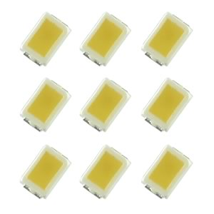 (Pkg 10) OSRAM Bright White Mini Top LED LWM673