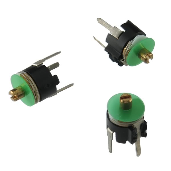 (Pkg 3) Small Trimmer Capacitor 2-24pf