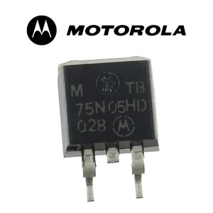 Motorola MTB75N05HD 50V 75Amp N-Channel D<sup>2</sup>PAK Power Mosfet