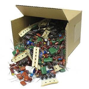 Super Box of Capacitors - 6