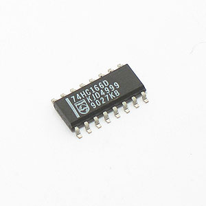 74HC166 SMD 8-Bit Shift Register