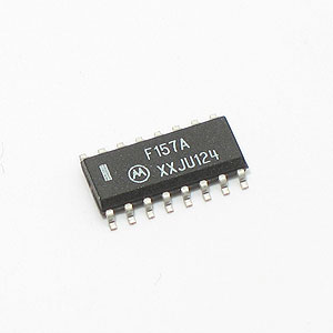 74F157 SMD Quad Data Selector/Multiplexer
