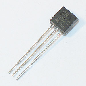 2N6520  PNP Epitaxial Silicon Transistor (Samsung)