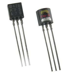 MPSA70 Amplifier Transistor (National)