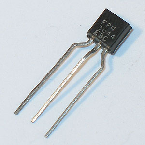 PN3644 PNP General Purpose Amplifier Transistor