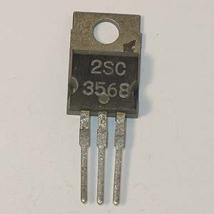 2SC3568  NPN Silicon Power Transistor