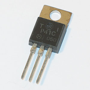 TIP41 Power Transistor