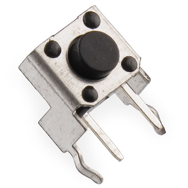 Right Angle Pushbutton Switch  (Pkg of 10)