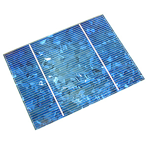 Solar powerbank test chip