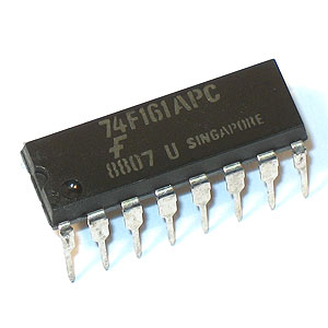 74F161 Synchronous 4-Bit Binary Counter