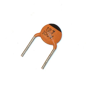 12pF Disc Capacitor (Pkg of 10)