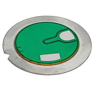 3 Lead Piezo Disk (Pkg of 2)