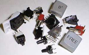 (Pkg of 12) Small Switches