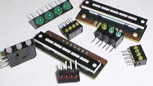 (Pkg of 8) Bargraph / LED Bar Displays