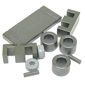 (Pkg of 10) Ferrite Cores / Bars