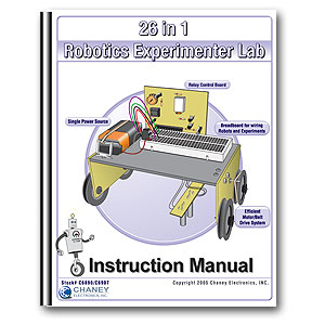 Manual - for 26 in 1 Robotics Experimenter Lab  (C6890 & C6907)