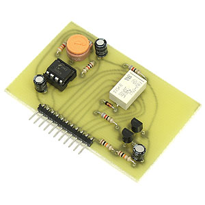 Assembled Relay Control Board - for 26 in 1 Robotics Experimenter Lab